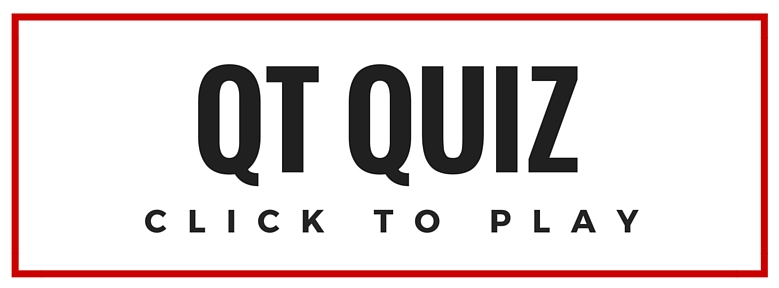 Play Qt quiz